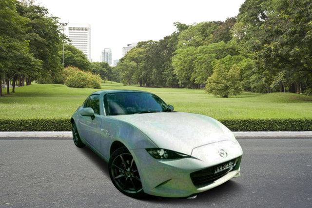 Demo Mazda MX-5 ND GT RF SKYACTIV-Drive, 2017 Mazda MX-5 ND GT RF SKYACTIV-Drive Ceramic 6 Speed Sports Automatic Targa