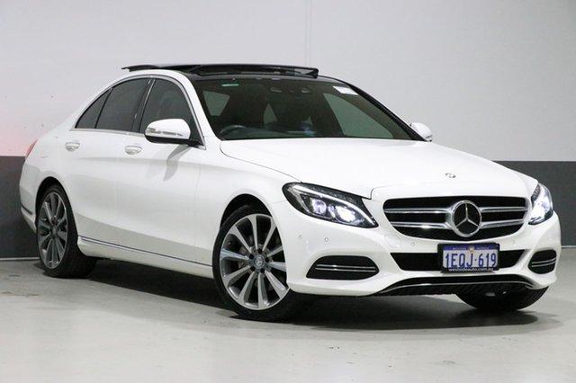Used Mercedes-Benz C250 205 , 2014 Mercedes-Benz C250 205 White 7 Speed Automatic Sedan