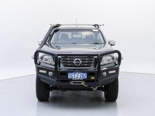 2015 Nissan Navara NP300 D23 ST (4x4) Grey 7 Speed Automatic Dual Cab Utility.