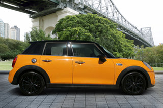 2015 Mini Coupe R58 Cooper S Orange 6 Speed Sports Automatic Coupe.