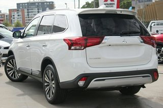 2020 Mitsubishi Outlander ZL MY20 Exceed AWD White 6 Speed Constant Variable Wagon.