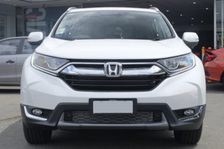 2018 Honda CR-V RW MY18 VTi-L FWD White Orchid 1 Speed Constant Variable Wagon