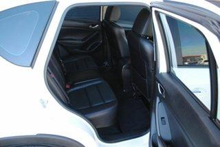 2014 Mazda CX-5 KE1032 Akera SKYACTIV-Drive AWD Crystal White Pearl 6 Speed Sports Automatic Wagon