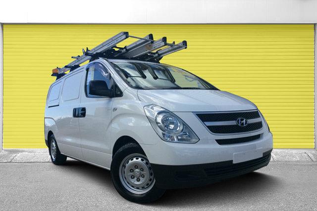 Used Hyundai iLOAD TQ2-V MY13 Crew Cab, 2013 Hyundai iLOAD TQ2-V MY13 Crew Cab White 5 Speed Automatic Van