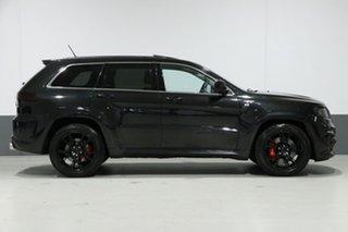 2012 Jeep Grand Cherokee WK MY12 SRT 8 (4x4) Black 5 Speed Automatic Wagon