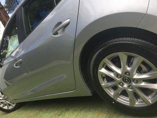 2018 Mazda 3 BN5478 Maxx SKYACTIV-Drive Sport Sonic Silver 6 Speed Sports Automatic Hatchback