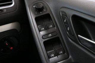 2009 Volkswagen Golf 1K 6th Gen 90 TSI Trendline Blue 6 Speed Manual Hatchback