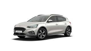 2019 Ford Focus SA 2019.75MY Active White 8 Speed Automatic Hatchback
