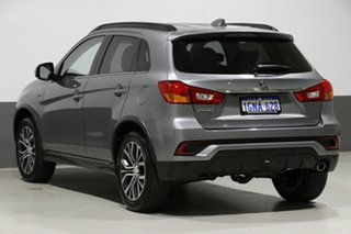 2018 Mitsubishi ASX XC MY18 LS (2WD) Grey Continuous Variable Wagon