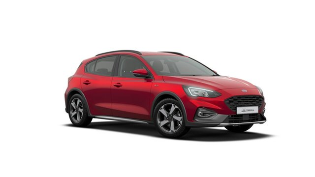 New Ford Focus SA 2019.75MY Active Elizabeth, 2019 Ford Focus SA 2019.75MY Active Ruby Red 8 Speed Automatic Hatchback