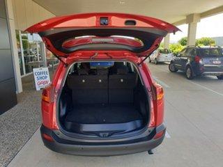 2013 Toyota RAV4 ZSA42R GX 2WD Red 6 Speed Manual Wagon