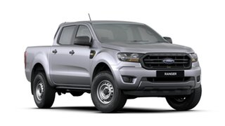 2020 Ford Ranger PX MkIII 2020.75MY XL Silver 6 Speed Sports Automatic Double Cab Pick Up.