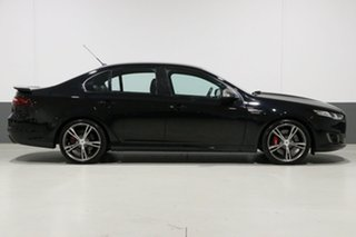 2015 Ford Falcon FG X XR8 Black 6 Speed Manual Sedan