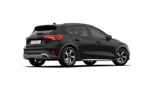 2019 Ford Focus SA 2019.25MY Active Black 8 Speed Automatic Hatchback.