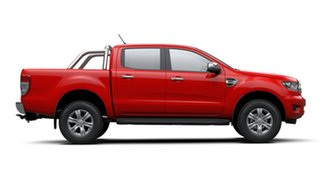 2020 Ford Ranger PX MkIII 2020.25MY XLT Pick-up Double Cab 4x2 Hi-Rider True Red 6 Speed.