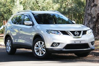 2015 Nissan X-Trail T32 ST-L X-tronic 4WD Silver 7 Speed Constant Variable Wagon.