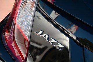 2014 Honda Jazz GF MY15 VTi Black 1 Speed Constant Variable Hatchback