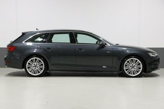 2016 Audi A4 F4 MY17 (B9) 2.0 TFSI Quattro Sport Grey 7 Speed Auto Dual Clutch Wagon