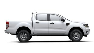 2019 Ford Ranger PX MkIII 2019.75MY XL Pick-up Double Cab 4x2 Hi-Rider White 6 Speed.