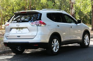 2015 Nissan X-Trail T32 ST-L X-tronic 4WD Silver 7 Speed Constant Variable Wagon