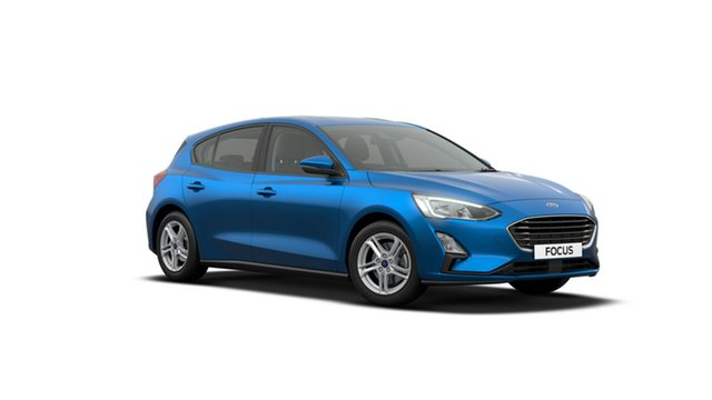 New Ford Focus SA 2019.75MY Trend, 2019 Ford Focus SA 2019.75MY Trend Desert Island Blue 8 Speed Automatic Hatchback