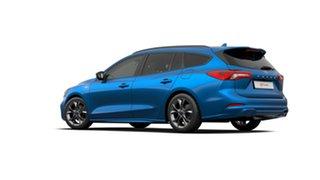 2019 Ford Focus SA 2019.75MY ST-Line Desert Island Blue 8 Speed Automatic Wagon