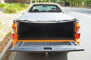 2013 Ford Falcon FG MkII XR6 Ute Super Cab Orange 6 Speed Sports Automatic Utility