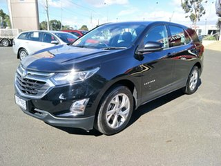 2018 Holden Equinox EQ MY18 LT FWD Black 6 Speed Sports Automatic Wagon.