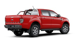 2019 Ford Ranger PX MkIII 2019.00MY XLT Pick-up Double Cab Red 10 Speed Sports Automatic Utility