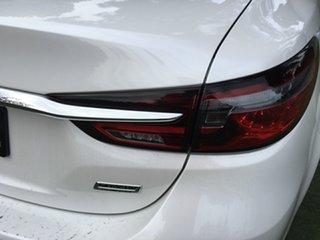 2018 Mazda 6 GL1032 GT SKYACTIV-Drive White Pearl 6 Speed Sports Automatic Sedan