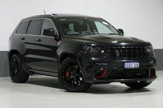 2012 Jeep Grand Cherokee WK MY12 SRT 8 (4x4) Black 5 Speed Automatic Wagon.