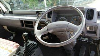 2002 Nissan UD MK 150 BEAVER White Beaver Tail RWD