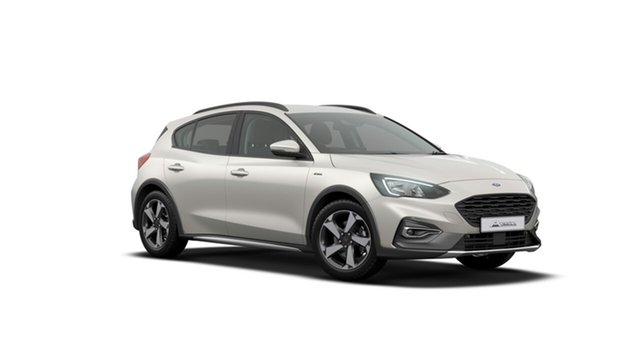 New Ford Focus SA 2019.75MY Active, 2019 Ford Focus SA 2019.75MY Active Metropolis White 8 Speed Automatic Hatchback