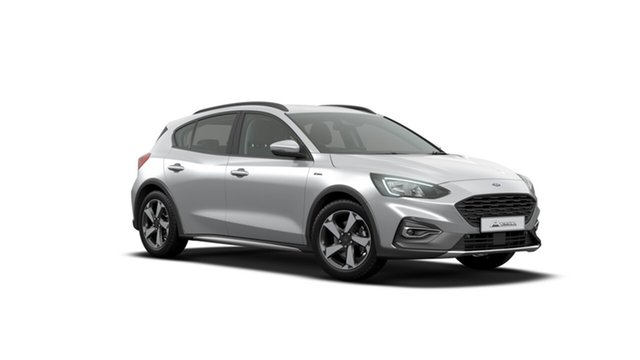 New Ford Focus SA 2019.25MY Active, 2019 Ford Focus SA 2019.25MY Active Silver 8 Speed Automatic Hatchback
