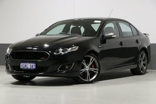2015 Ford Falcon FG X XR8 Black 6 Speed Manual Sedan.