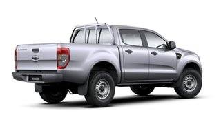 2020 Ford Ranger PX MkIII 2020.75MY XL Aluminium 6 Speed Sports Automatic Double Cab Pick Up.