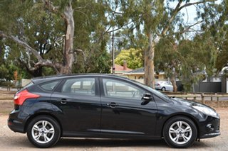 2013 Ford Focus LW MkII Trend Black 5 Speed Manual Hatchback.