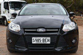 2013 Ford Focus LW MkII Trend Black 5 Speed Manual Hatchback
