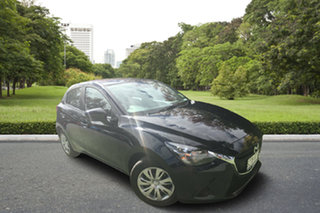 2019 Mazda 2 DJ2HAA Neo SKYACTIV-Drive Jet Black 6 Speed Sports Automatic Hatchback.