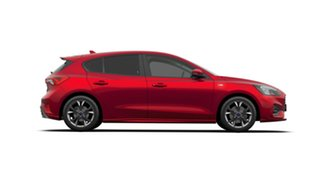 2019 Ford Focus SA 2019.75MY ST-Line Ruby Red 8 Speed Automatic Hatchback.