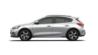 2019 Ford Focus SA 2019.75MY Active Silver 8 Speed Automatic Hatchback