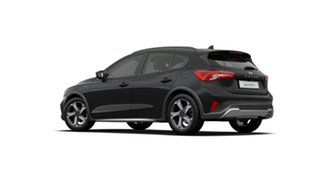 2019 Ford Focus SA 2019.25MY Active Shadow Black 8 Speed Automatic Hatchback