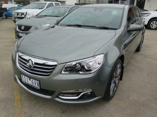 2016 Holden Calais VF II MY16 V Sportwagon Prussian Steel 6 Speed Sports Automatic Wagon