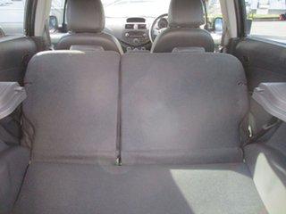 2014 Holden Barina Spark MJ MY15 CD Green 5 Speed Manual Hatchback