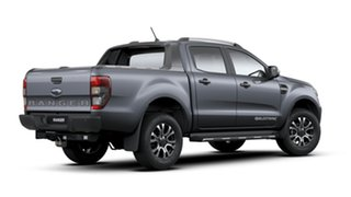 2019 Ford Ranger PX MkIII 2019.75MY Wildtrak Pick-up Double Cab Grey 6 Speed Sports Automatic.
