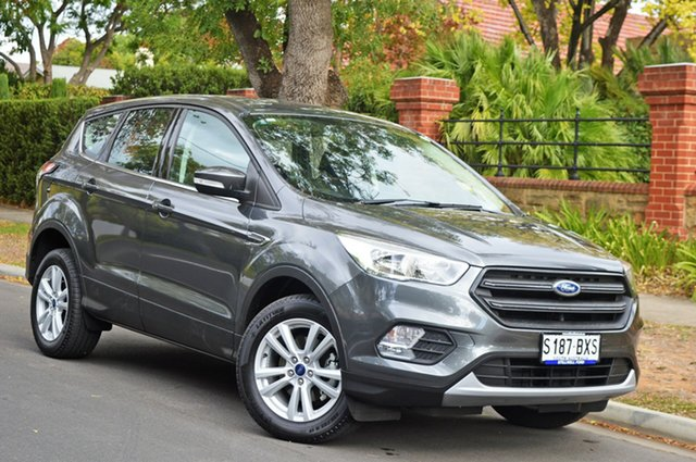 Used Ford Escape ZG 2018.00MY Ambiente 2WD, 2018 Ford Escape ZG 2018.00MY Ambiente 2WD Magnetic 6 Speed Sports Automatic Wagon