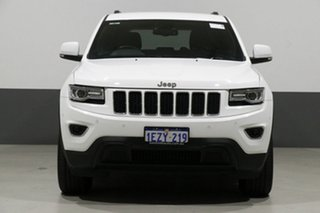 2016 Jeep Grand Cherokee WK MY15 Laredo (4x2) White 8 Speed Automatic Wagon.