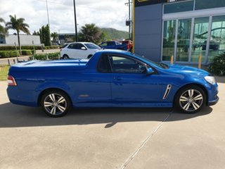 2014 Holden Ute VF MY14 SS Ute Blue 6 Speed Sports Automatic Utility.