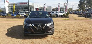2019 Nissan Qashqai J11 MY18 ST Nightshade Continuous Variable Wagon