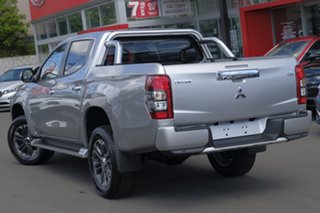 2019 Mitsubishi Triton MR MY19 GLS (4x4) Sterling Silver 6 Speed Manual Double Cab Pickup.